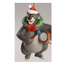grolier disney ornaments ebay