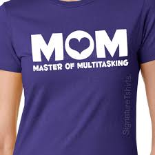 mothers day shirts mothers day gift master of multitasking tshirt womens