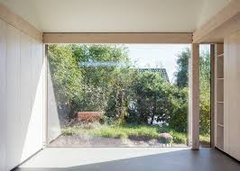 houses with courtyards lenschow pihlmann s summer house is fragmented into blocks
