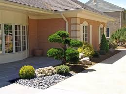 landscaping with native plants lawn u0026 garden stunning asian style retreat garden design with