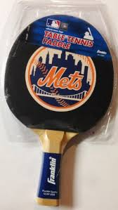 franklin table tennis table franklin new york mets table tennis ping pong paddle officially
