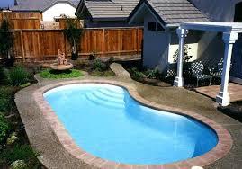 Backyard Space Ideas Small Backyard Pool Design U2013 Bullyfreeworld Com