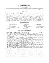 Pmp Resume Doc 8381032 Cover Letter Pmp Sample Resume Pmp Certification
