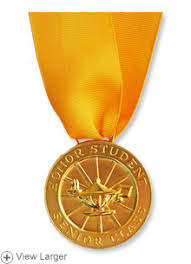 graduation medallion honor medallion graduation supplies hslda store