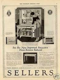 details about vtg 1920 u0027s sellers kitchen cabinet women of today