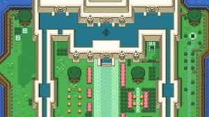 Castle Green Floor Plan by The Legend Of Zelda The Last Hero Longplay Lore 006 Hyrule