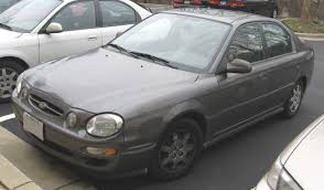 2001 kia spectra information and photos zombiedrive