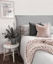Light Grey Headboard Light Pine Parquete Flooring Black Vintage Bed White Frame Window