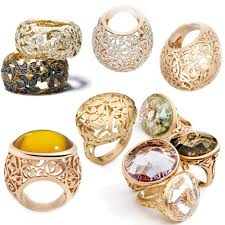 pomellato anelli anelli pomellato i modelli pi禮 belli foto e prezzi pomellato