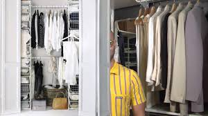 ideas for closet storage ikea home tour youtube