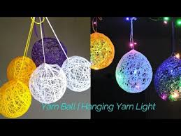 how to make a lantern with yarn gorgeous diy yarn orbs how to