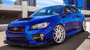 subaru blue 2017 apr performance 2017 subaru wrx sti youtube
