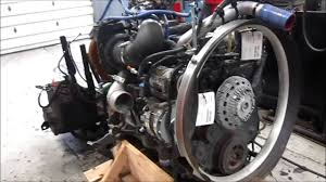 kenworth engines 2015 paccar px9 youtube