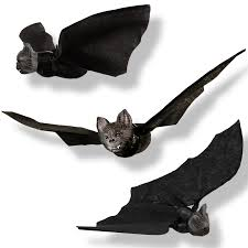 Halloween Flying Bats Tekky Toys Halloween Items
