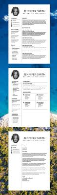 executive resume templates word resume with photo marketing resume template resume template word