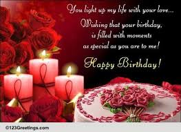 a special birthday message free just for him ecards greeting