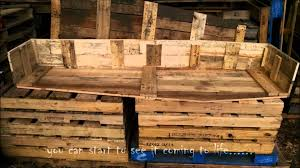 how to build a coffin pallet coffin
