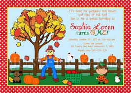 fall harvest pumpkin patch kids birthday invitation printable