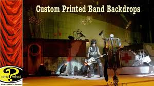 stage backdrops custom printed backdrops stage backdrops