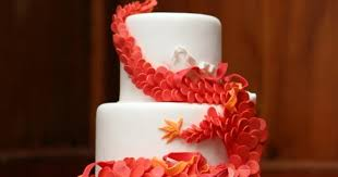 Wedding Cakes Pictures Red Chinese Dragon Wedding Cake