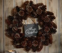 weihnachtskranz basteln 32 inspirierende bastelideen für
