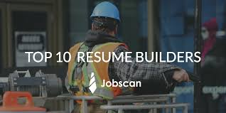 Free Resume Builder Online No Cost by Top 10 Free Resume Builder Reviews Jobscan Blog