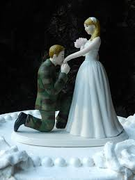 military wedding cake toppers wedding cakes wedding ideas and