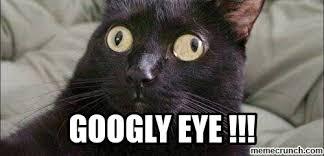 Googly Eyes Meme - eye