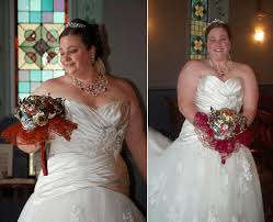 bad wedding dresses the guide to plus size wedding dress shopping offbeat