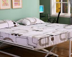 Iron Daybed With Trundle Daybed White Metal Pop Up Trundle Daybed For Adults Awesome Iron