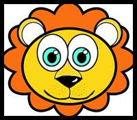 lion mask for kids how to make paper lion masks party ideas lion craft