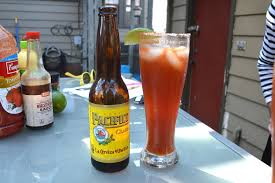 giant alcoholic drink broad banter micheladas the beard u0026 the broad