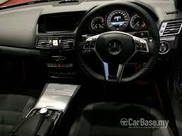 Mercedes Benz E Class 2014 Interior Mercedes Benz E Class Coupe C207 Facelift 2014 Interior Image In