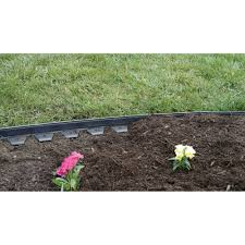 Metal Flower Bed Edging Dimex Easyflex No Dig Landscape Edging Walmart Aa Fe C A Dcbc