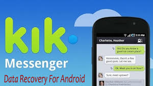 kik app android how to recover deleted lost kik messenger chat contents