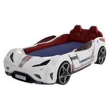 fun car bed w mattress el dorado furniture