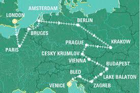 Elac Map Top 10 Austria Tours U0026 Trips 2017 18 Geckos Adventures Us