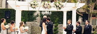 Wedding Packages In Los Angeles Small Wedding Venues In Los Angeles The Belamar Weddings