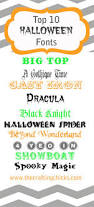 Free Printable Halloween Invitations Kids Best 25 Halloween Fonts Ideas On Pinterest Holiday Fonts