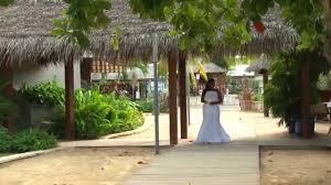 sandals jamaica wedding tracey and antoinette wedding 2014 sandals resort ocho rios