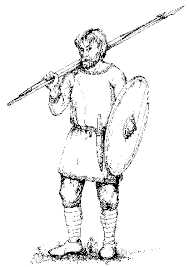 anglo saxons hair stiels angelcynn clothing and appearance of the pagan anglo saxons