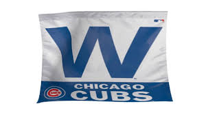Chicago Cubs Flags Chicago Cubs Win Wrigley Field W Flag 3x5 Banner Youtube