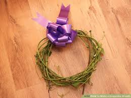 grapevine wreath how to make a grapevine wreath 10 steps with pictures wikihow