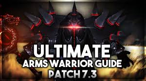 Bajheera Legion Arms Warrior Talent Guide Pve Pvp Arms Warrior Pvp Guide Legion Patch 7 3