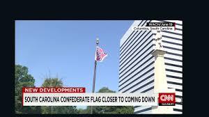 Battle Flag Of The Confederacy The Confederate Battle Flag Comes Down Cnnpolitics