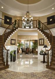 Living Room With Stairs Design Entry Stairs Living Interior Design Stock Photo Frank Short