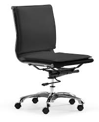 armless office chairs and task chairs organize it