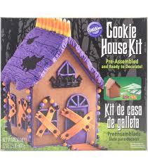 House Kit by Wilton Haunted Gingerbread House Kit Joann
