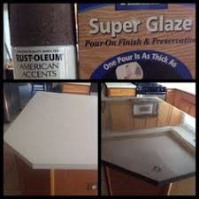 Diy Redo Kitchen Countertops - the busy broad diy kitchen countertop and cabinet redo adk