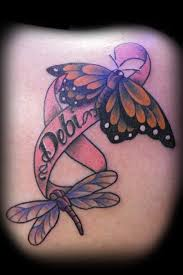 5 breast cancer tattoo entertainmentmesh